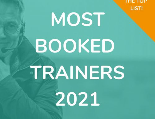 Most booked trainers in Ridesum? Here's the top 20 list!
