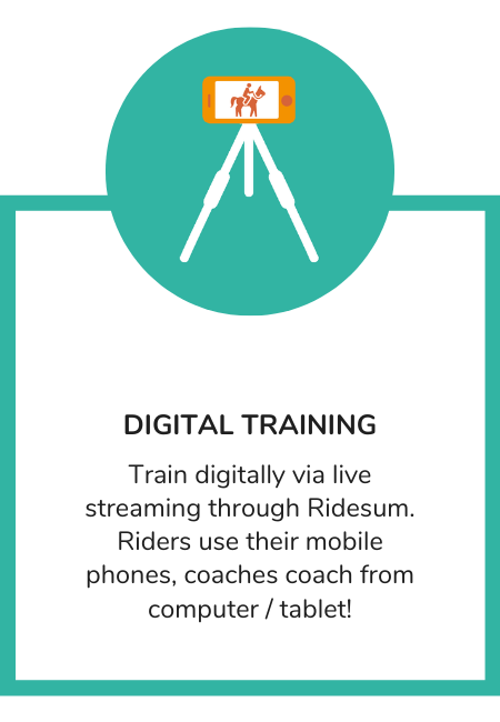 Image: Digital training with Ridesum