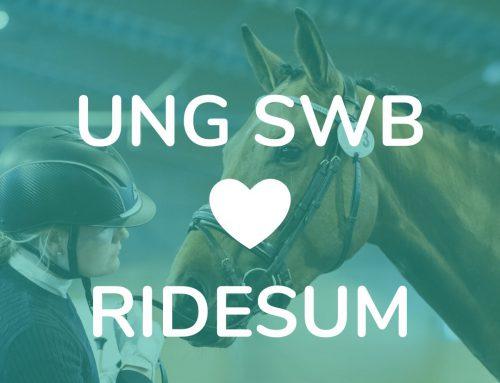 Ung SWB erbjuder digital exteriörbedömning via Ridesum!