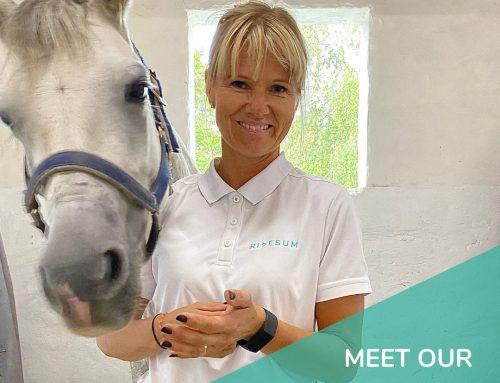 Meet our new colleague Ulrika Wennergrund