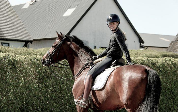 Fullt fokus på hästarna med Pocket Office