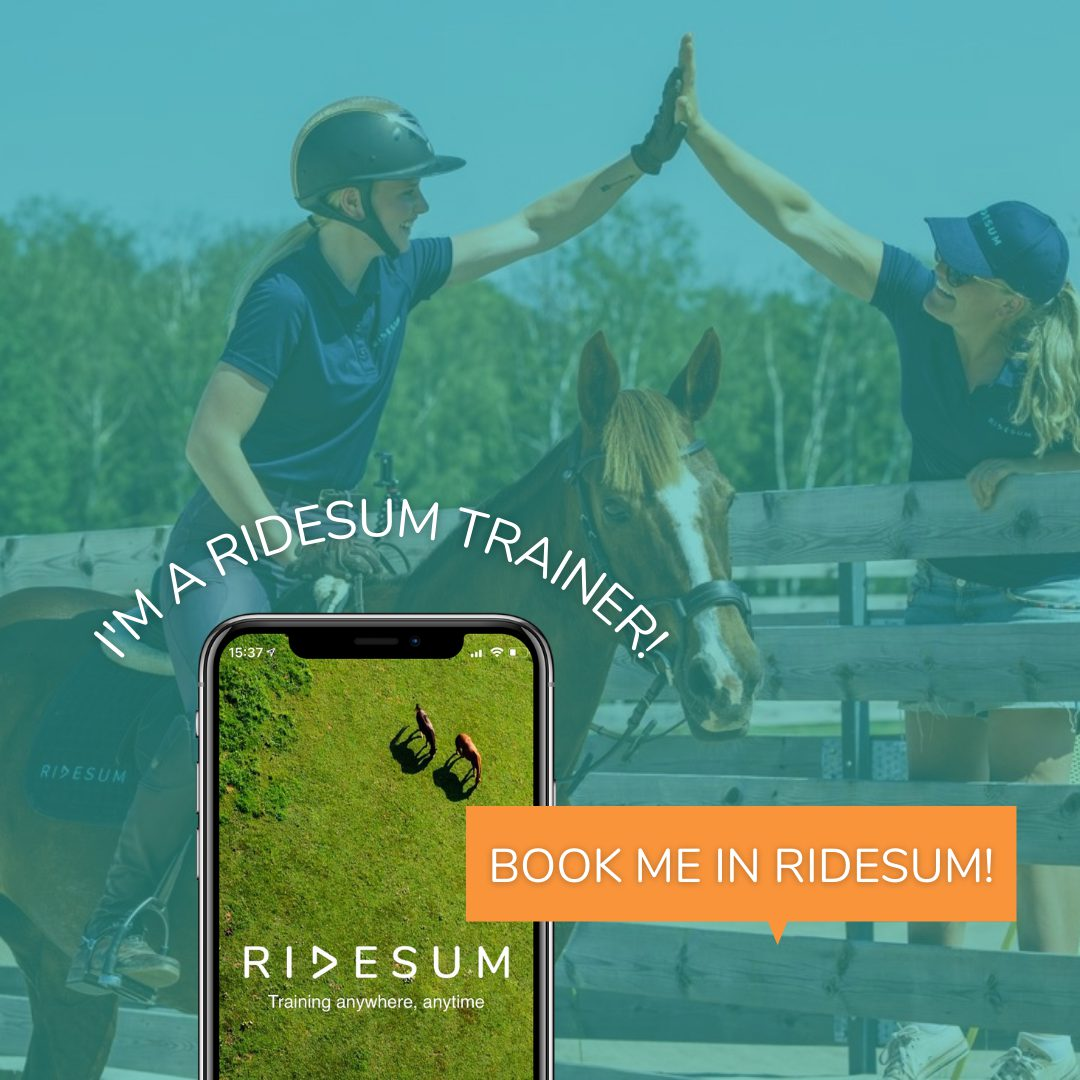Image: I'M A RIDESUM TRAINER!